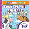 Kids Learn Spanish: Look At The Animals (Farm Animals)