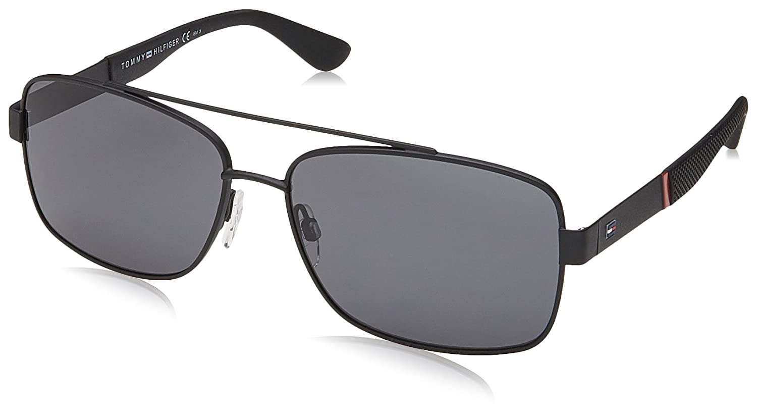 f23ece5de2c Tommy Hilfiger TH 1521 S MATTE BLACK GREY men Sunglasses  Tommy Hilfiger   Amazon.ca  Clothing   Accessories