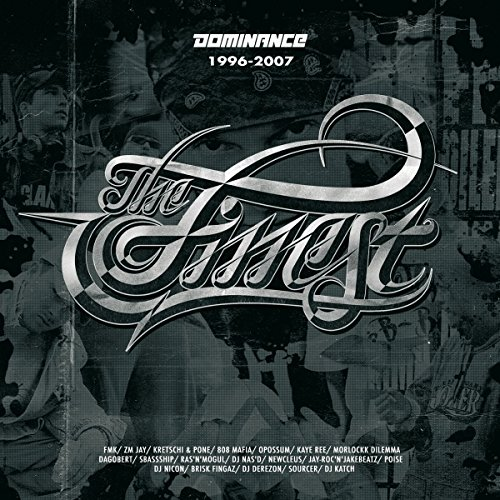 The Finest - 10 Jahre Dominance Records