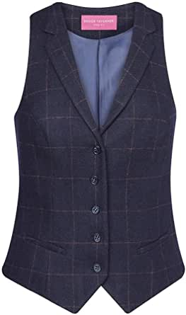 Brook Taverner Womens/Ladies Nashville Waistcoat
