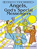 Angels, God's Special Messengers, Chariot Family Staff, 0781400090