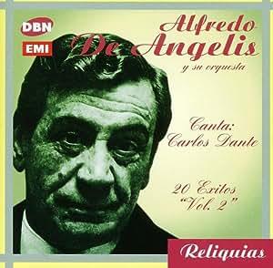 Canta Carlos Dante: 20 Exitos, Vol. 2
