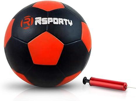 Rsporty Pelota de fútbol Que Brilla en la Oscuridad | Incluye ...