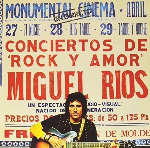Concierto De Rock Y Amor : Miguel Rios: Amazon.es: Música