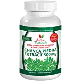 Activa Naturals Chanca Piedra 500mg with Pure, Herbal & Natural Phyllanthus Niruri Herb Extract Supplement for Kidney, Gallbladder & Bladder Health Support - Select 60 or 120 or 180 Capsules