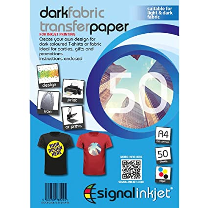 Papel de transferencia para impresora de inyección de tinta ...