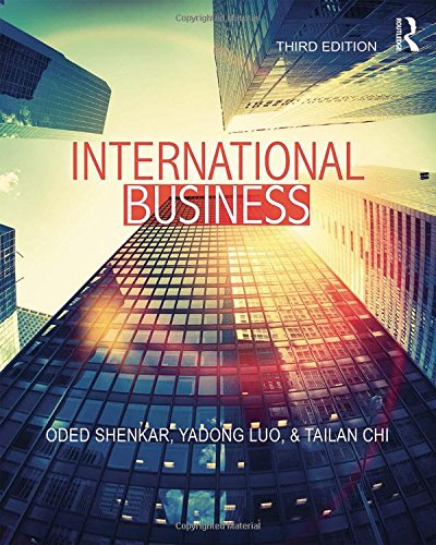 Pdf Money International Business