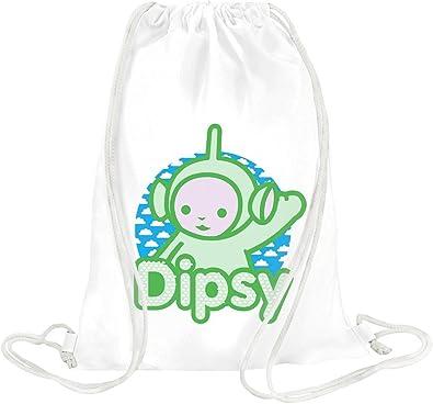 Teletubbies dipsy Drawstring bag  Amazon.co.uk  Shoes   Bags e12ba8ceef