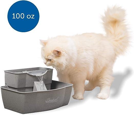 4. Drinkwell Multi-Tier Pet Fountain