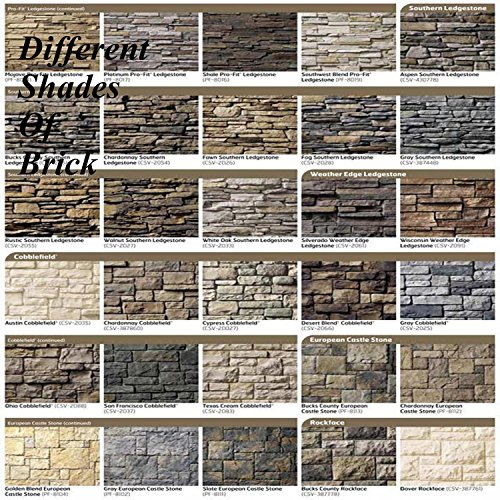 Different Shades of Brick [Explicit]
