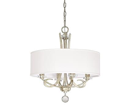 capital lighting 4264wg 568 hutton 4 light chandelier winter gold