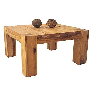 Möbel Ideal Couchtisch Wohnzimmertisch Braxton 70x70 Cm Massivholz