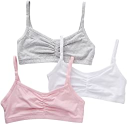 da0bd33e98cd8 Bestform Strappy Shirred Front Bra 3 per Pack