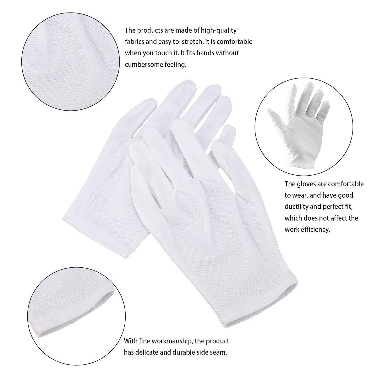 CTK White Soft 100% Cotton Work/Lining