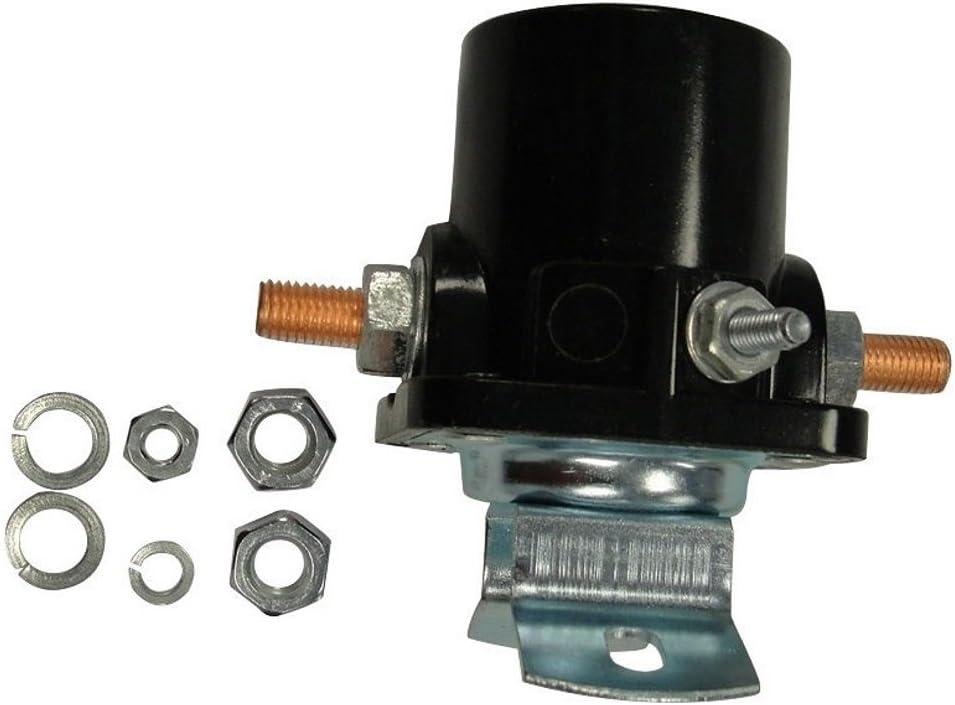 8N11450 New 6 Volt Starter Mounted Solenoid Relay for 8N 9N 2N Ford 6V Tractor
