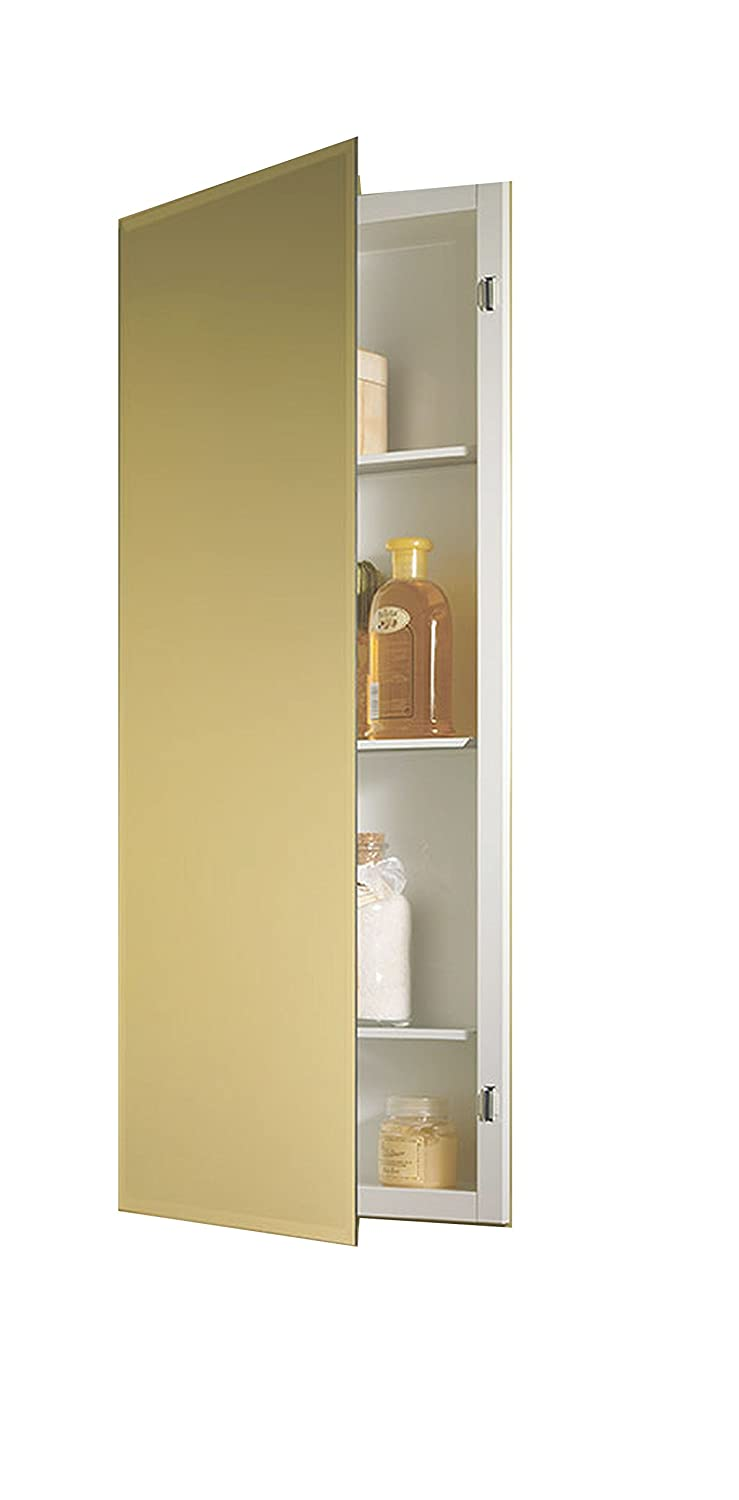 Jensen single-door Recessed Mount Medicine Cabinet 16