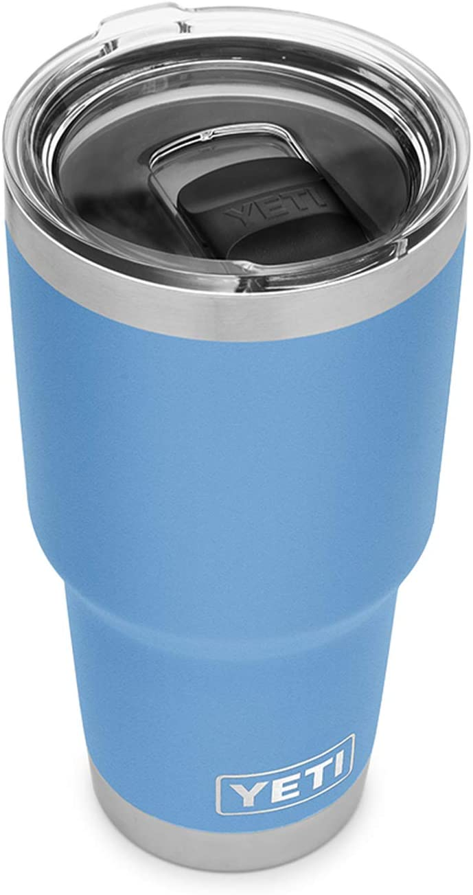 YETI Rambler 30 oz Tumbler, Stainless Steel, Vacuum Insulated with MagSlider Lid