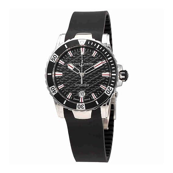 Ulysse Nardin Marine Diver reloj automático para mujeres 8153 – 180 ...
