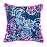 Lilly Pulitzer Large Pillow - Gypsea Girl