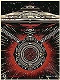 "STAR TREK BEYOND -18""x24"" Original Promo Movie Poster 2016 CINEMARK Exclusive"