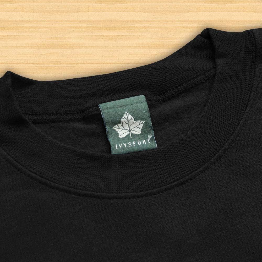 Color Ivysport Crewneck Sweatshirt for College Heritage Logo Adult Unisex