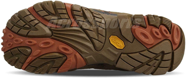 Merrell Moab 2 Leather Mid Gore-Tex Botas de Senderismo para Hombre