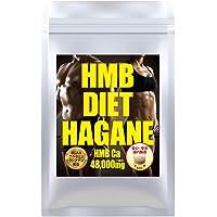 BCAA HMB クレアチン サプリ HAGANE アミノ酸 L-カルニチン配合 国内製造 徳用 約2ヶ月分