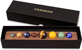 Tong Yue Acht Planeten Guardian Star Natürliche Stein Desktop Dekoration