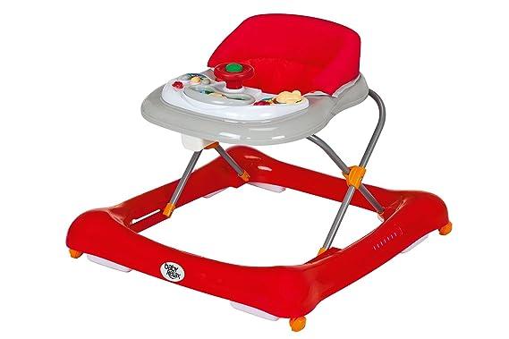 Babideal Ludo - Andador, color rojo: Amazon.es: Bebé