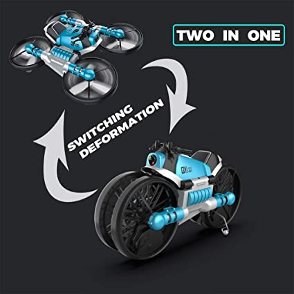 Amazon.com: Lucoo Toy RC Car, auto de control remoto, dron ...