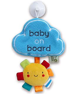 Baby On Board Suction Cup Mickey Disney 9612/Bar
