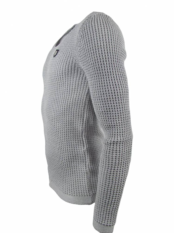 Redbridge?-?Knitted Jumper?-?Grey, Size M