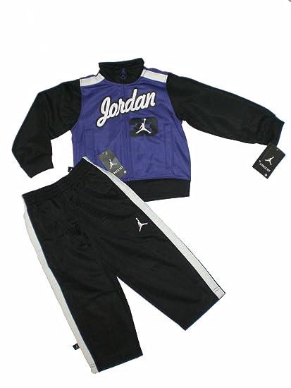 Nike Air Jordan bebé chaqueta chándal Pantalones Traje Set ...