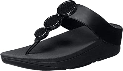 FitFlop Womens Halo Toe Thong Sandal
