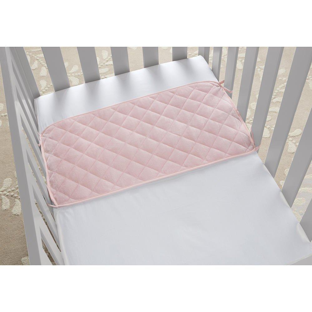 Koala Baby Essentials Plush Sheet Saver (Pink)