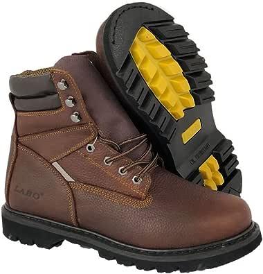 LABO Fuda Men's Leather Working Boot