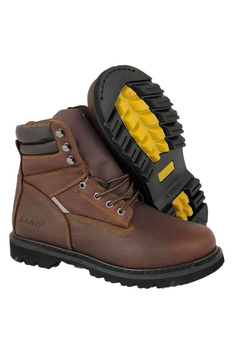 LABO Working Boots - 1212 Brown 11