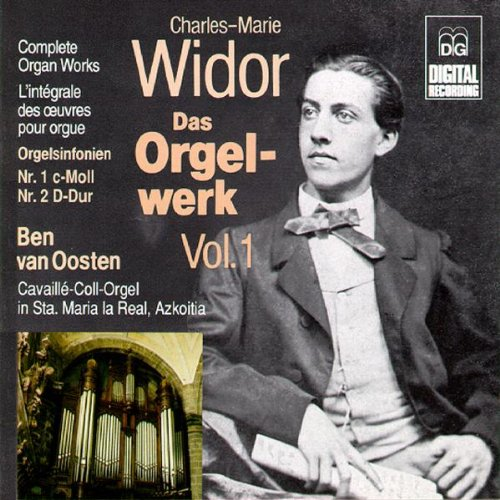 Complete Organ Works, Vol. 1 (Vol 1 Organ)