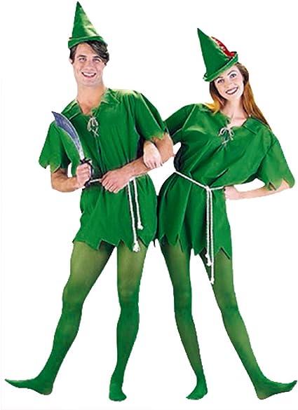Amazon.com: Pan Disfraz Dr Hook hadas Pixie Fancy Dress ...