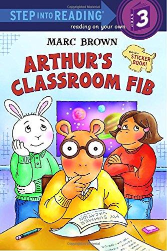 Arthur's Classroom Fib (Step into Reading)