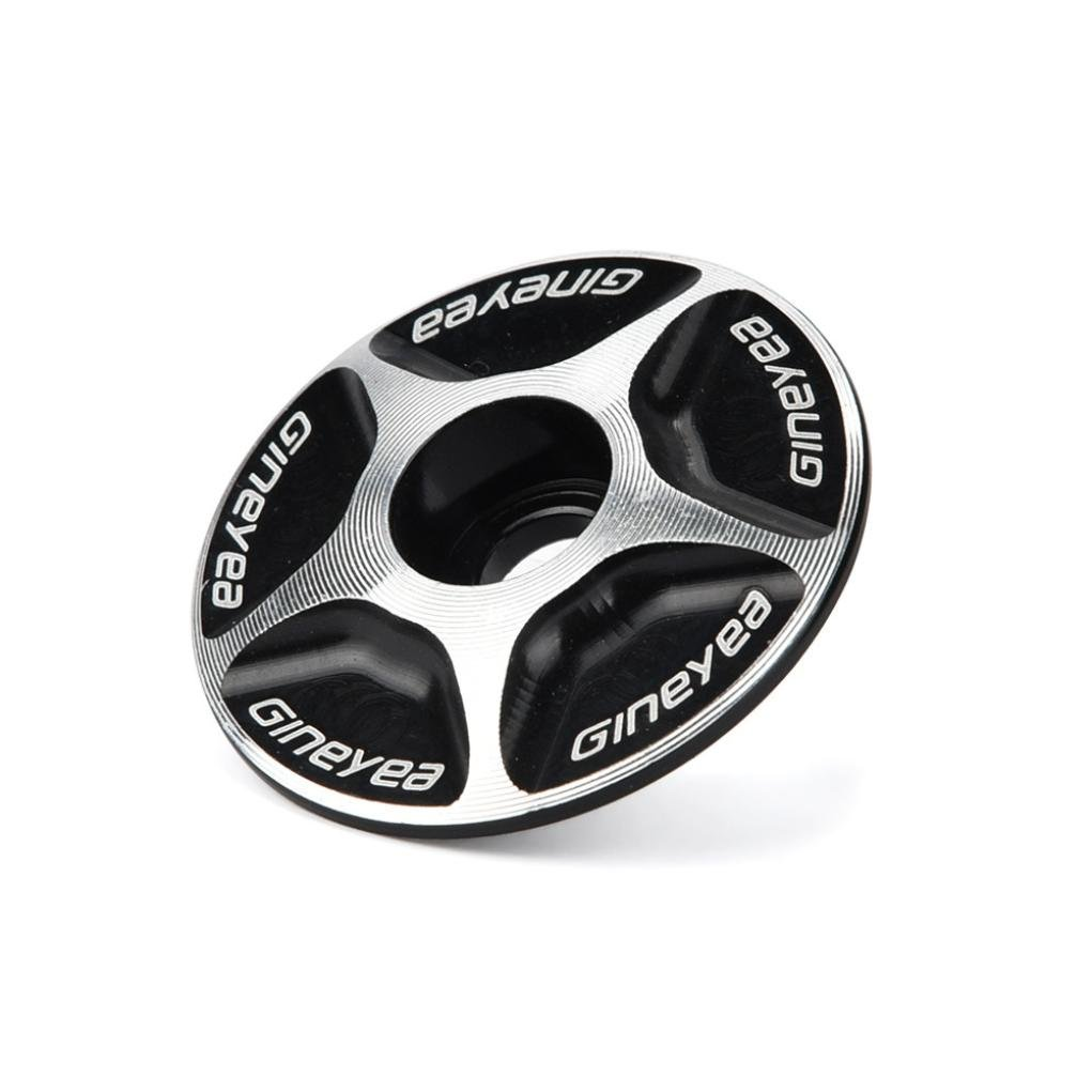 Gaddrt m/óvil Superior Tallo Cap Cubierta de Carretera para Bicicleta Aluminio Auricular Cubierta De La Tapa Superior