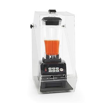Klarstein Herakles 5G • Mezcladora de alto rendimiento • Batidora de vaso • Incluye una carcasa