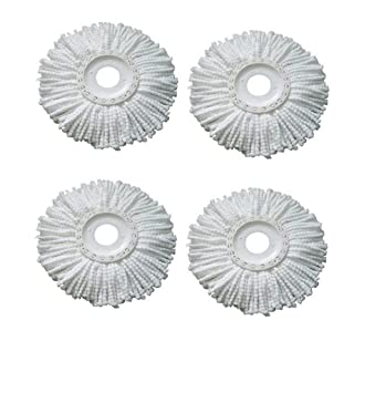 Oshop Trades Set of 4 Spin Mop Refills