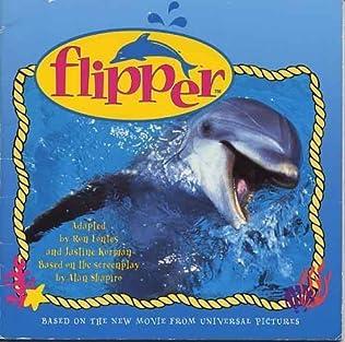 book cover of Flipper