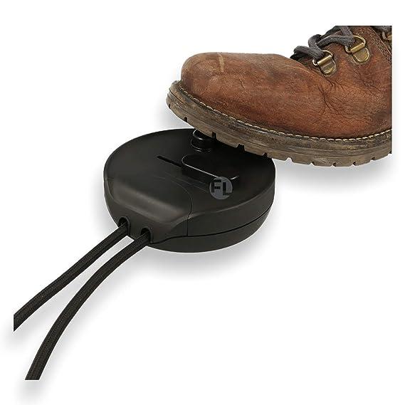 Cable de tela con regulador de intensidad en negro para ...