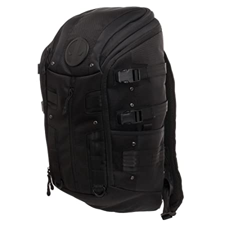 Deadpool Tactical Backpack – Black Tactical Backpack w. Deadpool Logo