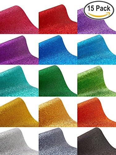 Absolute Art Glitter Transfer Vinyl product image