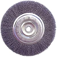 6 Wire Brush Wheel for Bench Grinder by Jabetc