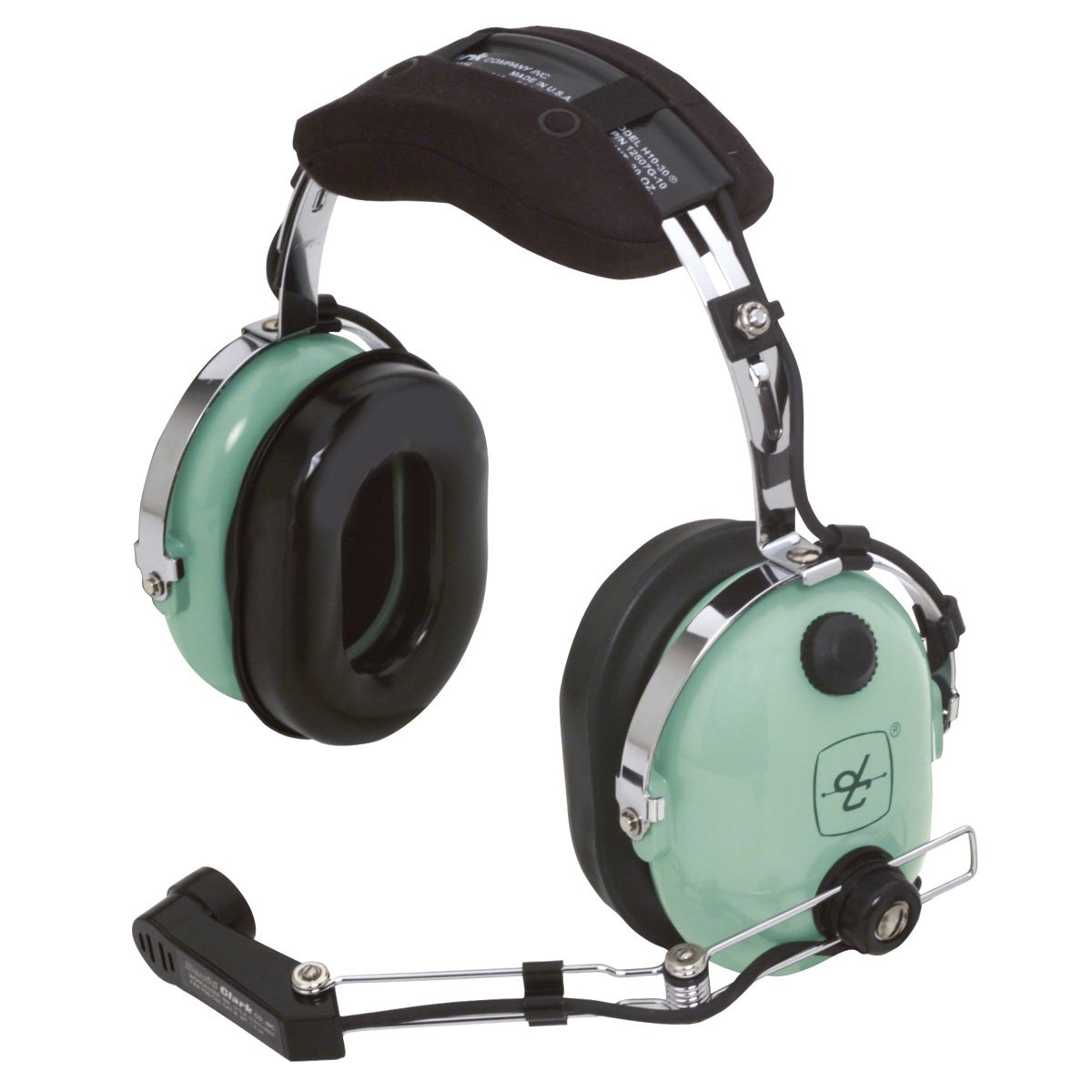 Amazon.com: David Clark H10-30 Aviation Headset: Cell Phones & Accessories