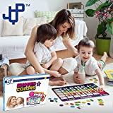 learning programs for kids - Educational worksheets, 20 Double Sided Task Slides. Magnetic Shapes and Colors (120 Pieces) Creative Learning Program. Teaches Basic Concepts, Develops Fine Motor Control